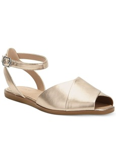 Alfani Women's Maloree Two Piece Ankle Strap Flats