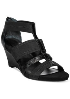 Alfani Women's Mavenn Wedge Sandals, Only at Macy's Women's Shoes