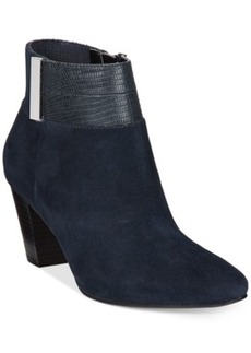 Alfani Women's Palessa Booties, Only at Macy's Women's Shoes