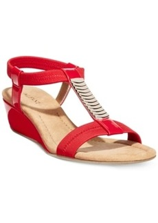 Alfani Women's Vacay Wedge Sandals, Only at Macy's Women's Shoes