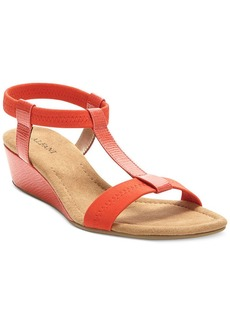 Alfani Women's Voyage Wedge Sandals