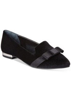Alfani Women's Step 'N Flex Zurry Pointed-Toe Flats, Only at Macy's Women's Shoes