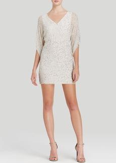 Alice + Olivia Dress - Nelson Embellished Silk