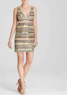 Alice + Olivia Dress - Venetia Beaded