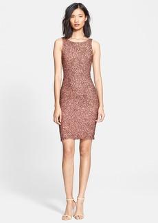 Alice + Olivia 'Kimber' Embellished Dress