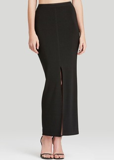 Alice + Olivia Maxi Skirt - Front Slit