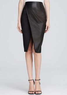 Alice + Olivia Pencil Skirt - Venty Crossover