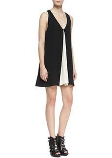Alice + Olivia Rola Two-Tone A-Line Tank Dress (Stylist Pick!)