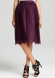Alice + Olivia Skirt - Pia Lace Pouf