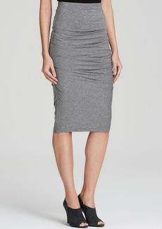 Alice + Olivia Skirt - Side Gathered