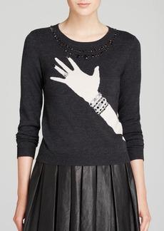 Alice + Olivia Sweater - Ring Hand