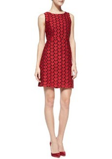 Everleigh Heart-Embroidered Sleeveless Dress   Everleigh Heart-Embroidered Sleeveless Dress