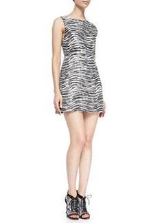 Everleigh Sleeveless Metallic Dress   Everleigh Sleeveless Metallic Dress
