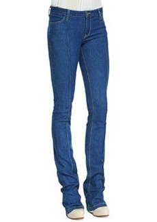 High-Waist Boot-Cut Jeans   High-Waist Boot-Cut Jeans