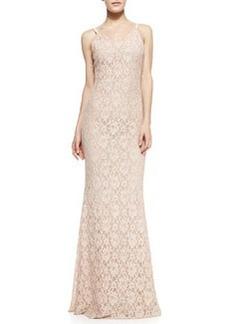 Laura Spaghetti-Strap Maxi Dress   Laura Spaghetti-Strap Maxi Dress