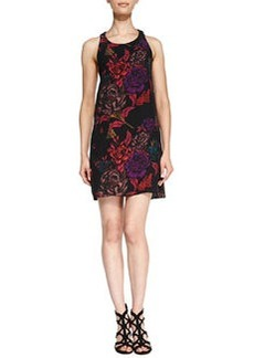 Liz Back-Twist Keyhole Dress   Liz Back-Twist Keyhole Dress