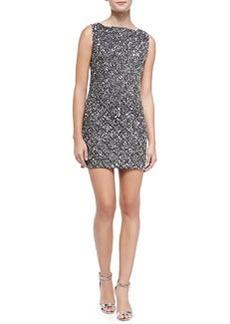 McKee Embellished Fitted Dress   McKee Embellished Fitted Dress