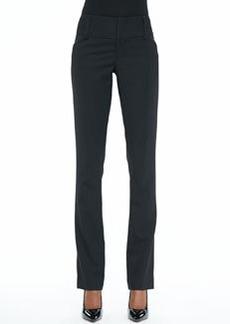 Olivia Straight-Leg Pants   Olivia Straight-Leg Pants
