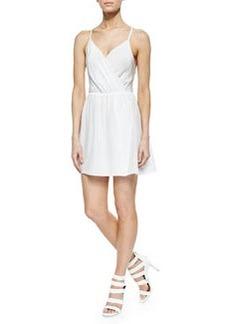 Renata Surplice Slip Dress   Renata Surplice Slip Dress