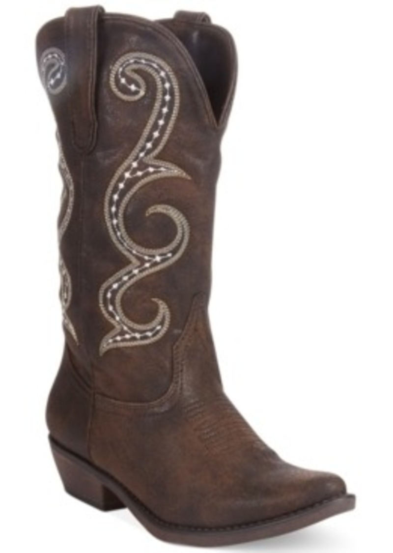 american rag american rag dawnn western boots only at