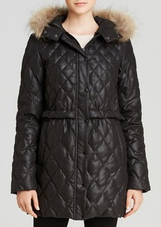 Andrew Marc Ava Quilted Parka
