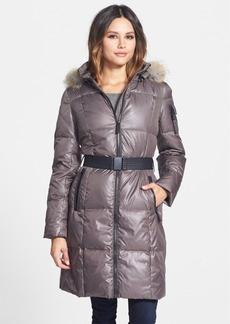 Marc New York 'Abbie' Down & Feather Fill Coat (Online Only)
