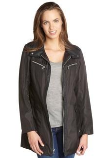 Marc New York black 'Roni' flared jacket