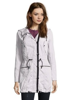 Marc New York blush water-resistant 'Leslie' hooded anorak