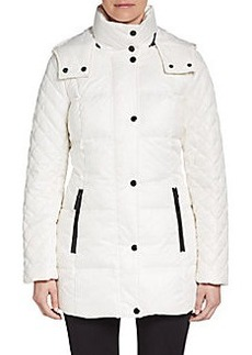 MARC NEW YORK by ANDREW MARC Alise Convertible Puffer Design