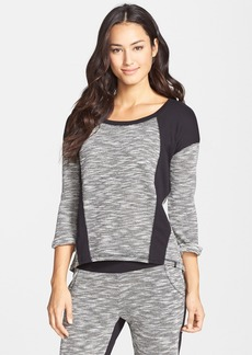 Marc New York by Andrew Marc Colorblock Terry Top