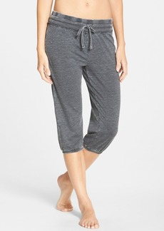 Marc New York by Andrew Marc Crop Sweatpants