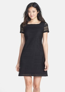 Marc New York by Andrew Marc Lace A-Line Dress