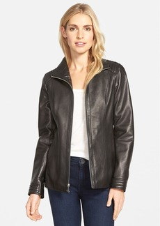 Marc New York by Andrew Marc Lambskin Leather Jacket (Online Only)
