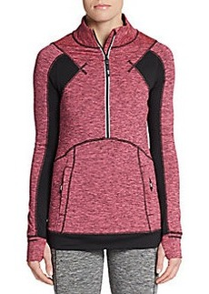 MARC NEW YORK by ANDREW MARC Performance HighTech Half-Zip Performance Jacket