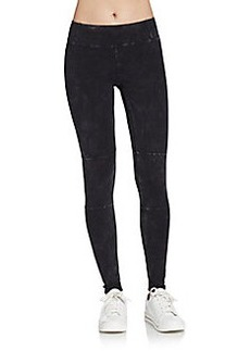 MARC NEW YORK by ANDREW MARC Performance Mineral Washed Leggings