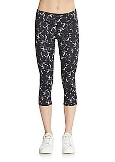 MARC NEW YORK by ANDREW MARC Performance Printed Cropped Leggings