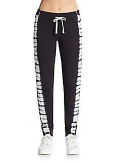 MARC NEW YORK by ANDREW MARC Performance Tie-Dye Stripe Sweatpants