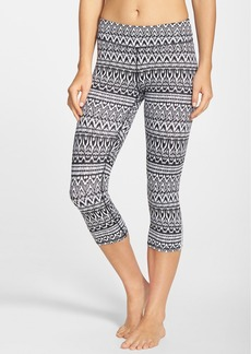 Marc New York by Andrew Marc Print Crop Leggings