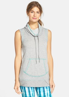 Marc New York by Andrew Marc Sleeveless Cowl Neck Tunic