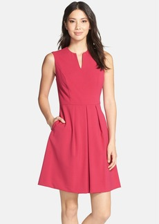 Marc New York by Andrew Marc Sleeveless Fit & Flare Dress