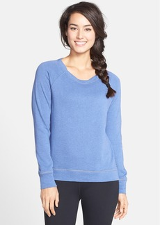 Marc New York by Andrew Marc Twisted Neck Sweatshirt