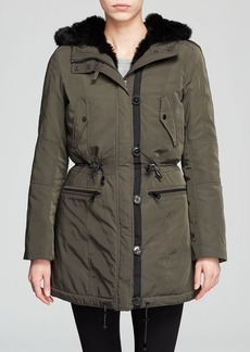 Marc New York Dee Faux-Fur Anorak - Bloomingdale's Exclusive
