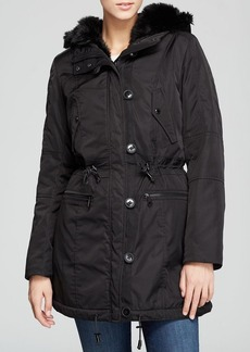 Marc New York Dee Faux-Fur Lined Anorak