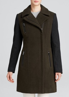 Marc New York Coat - Pixie Asymmetric