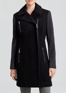 Marc New York Coat - Pixie Asymmetric