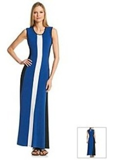 Marc New York Colorblocked Maxi Dress