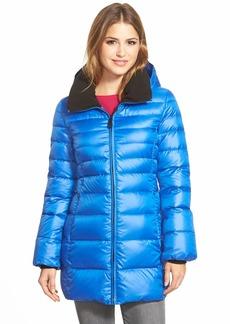 Marc New York 'Eva' Down Coat with Detachable Hood (Online Only)