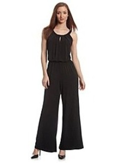 Marc New York Halter Jumpsuit