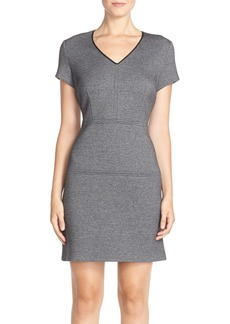 Marc New York Scuba Sheath Dress