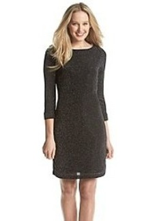 Marc New York Shimmer Shift Dress
